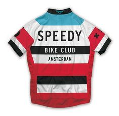 THE SPEEDY AMSTERDAM (back) (2013)
