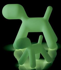 Puppy Glow by Eero Aarnio