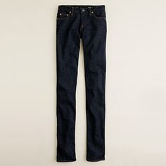 Need to Buy: Matchstick jean in dark rinse wash (25/short), $98.00