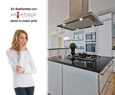 Queremos que des tu mejor grito con Cocinas Artistique, en este mes de Septiembre, quedan pocos días. Pregunte por nuestras promociones: www.cocinasartistique.com.mx