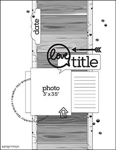 ...Our Little Family...: Page Maps & Bella Blvd | Hello Smile...