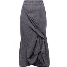 See this and similar GRIZAS knee length skirts - The fine wool skirt from contemporary designer Grizas is perfect for everyday wear. The skirt is made from pure...