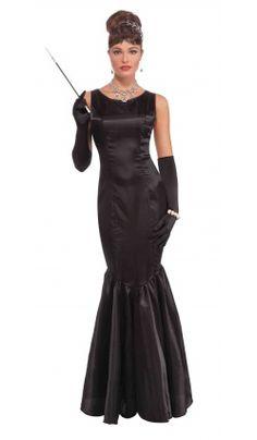 Robe Noire Audrey
