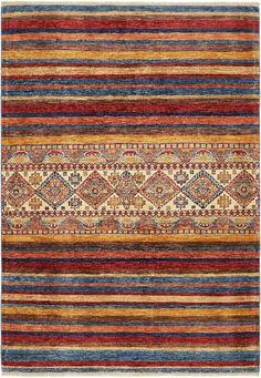 Multicolor 3 x 2 Ariana Ziegler Rug Paisley Art, Ethnic Patterns, Design Research, Bohemian Rug, Boho, Kilim Rugs, Wool Rug, Area Rugs, Oriental Rugs