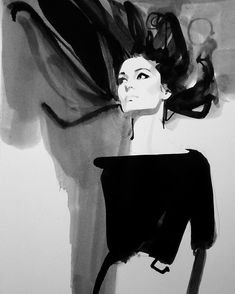 #anoukaimée #obsession #glam #fashion #makeup #woman #art #paris #parisian #donna #hair #profumodidonna