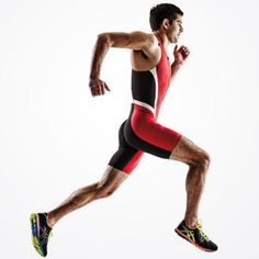 Triathlon Run Training: More Speed, Less Fatigue