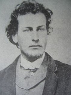 "Richard ""Dick"" Brewer. Tunstall's foreman and head of the Regulators.  Brewer was well liked but lost the battle at Blazer's Mill when ""Buckshot"" Roberts took aim and made an incredible shot, the round entering his right eye, killing him instantly.  Brewer and Roberts are buried side by side."
