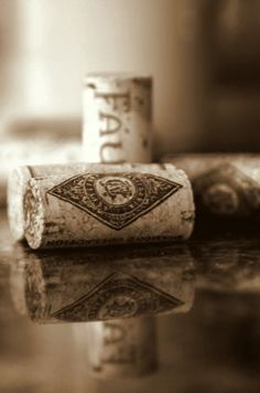 corks - photography about wine