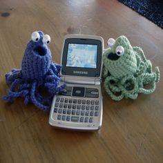 Crochet pattern for Yip-yips