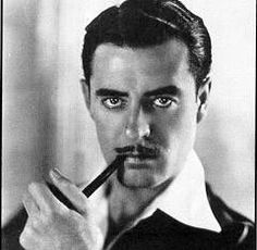 """John Gilbert was an American actor and a major star of the silent film era. Known as """"the great lover,"""" he rivaled even Rudolph Valentino as a box office draw. Viejo Hollywood, Hollywood Men, Old Hollywood Glamour, Vintage Hollywood, Classic Hollywood, Hollywood Stars, Silent Screen Stars, Silent Film Stars, Movie Stars"""