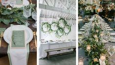 greenery, pantone, foliage, wedding floristry, wedding planner