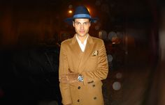 Our friend Paulo Cezar knows how to dress like a true dandy. Check out this great look and shop similar items.