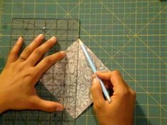 Wow Your Guests With These Quilted Coasters! - 24 Blocks