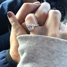Cool Photography Ideas To Showoff Your Engagement Rings - Page 8 of 8 - Yup Wedding