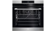 Buy a used AEG Electric Oven - Stainless Steel. ✅Compare prices by UK Leading retailers that sells ⭐Used AEG Electric Oven - Stainless Steel for cheap prices. Stainless Steel Appliances, Black Stainless Steel, Demo Stand, Kitchen Stove, Kitchen Appliances, Built In Electric Oven, Mini Four, Combi Oven, Cleaning