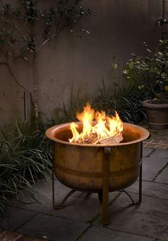10 Most Simple Tips and Tricks: Fire Pit Gazebo Swing Sets fire pit sign design.Fire Pit Furniture Wine Barrels in ground fire pit cover. Copper Fire Pit, Rustic Fire Pits, Outdoor Fire, Outdoor Living, Fire Pit Decor, Fire Pit Party, Rectangular Fire Pit, Fire Pit Seating, Design Jardin