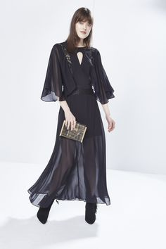 Collins Dress - Straight from the Fall 2015 runway, we love the vintage appeal of this sophisticated dress. The moody hue and lace panels create a lean, flattering fit, guaranteed to leave a lasting impression.  Please note this item is on preorder and will be available to ship on or before September 23rd, 2015