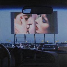 Blue Velvet at the Drive-In (Thx Rebeca)