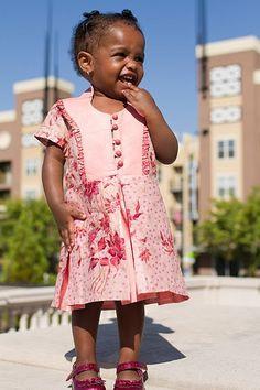 Ghana baby dress