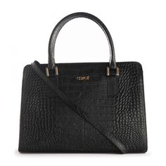 Leather Bag, Kate Spade, Fall, Winter, Collection, Black, Autumn, Winter Time, Black People