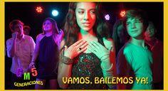 "GM5 ""Shut Up and Dance"" - (Cover in Spanish) ""Vamos, Bailemos Ya!""  by GM5"