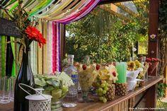 Bar de caipivodka - decoração by WandaZ