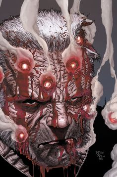Old Man Logan by Steve McNiven