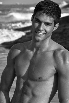 Smileee :) #Male #Model #Sexy