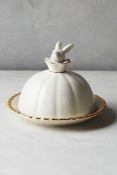 Philomena Butter Dish