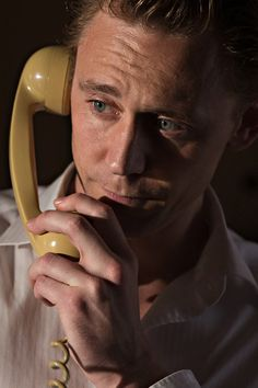 """EW: """"The supremely talented Brit Tom Hiddleston, who is equally at home in the Marvel Universe or Jim Jarmusch's and is making a run at becoming the next Michael Fassbender, stars as Robert Laing—a young doctor who's just moved into a sleek, new Brutalist apartment building."""" (Source: http://www.ew.com/article/2016/05/12/high-rise-review )"""