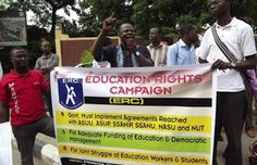 The Benue State University (BSU) chapter of the Education Rights Campaign (ERC) has appealed to the state government to immediately...