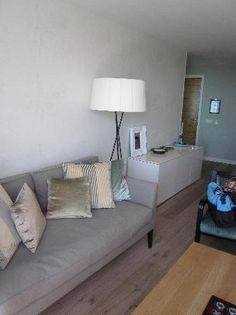 St. Moritz Hotel: lounge