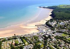 Saundersfoot will always be my favourite beach in Wales!