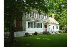 Lightwood House---c 1760 and 1795 in Surry County, VA.  on land given by Chief Powhatan to Pocahontas and John Rolfe as a wedding gift.