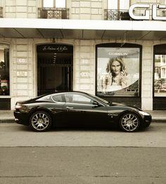 Maserati GT. My favorite!