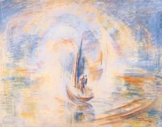 Egry József: Aranykapu Landscape, Painting, Art, Art Background, Scenery, Painting Art, Kunst, Paintings, Performing Arts