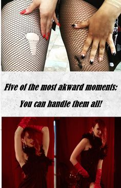 Five of the most akward stage moments: You can handle them all!