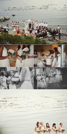 west coast wedding @Erin Wallis Photography