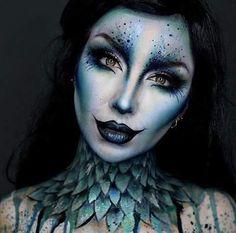 Maquillaje perfecto para Halloween!!! #mujer #estilo #moda