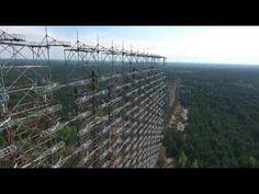 Kota hantu Pripyat menyeramkan akibat bencana Nuklir Chernobyl Ukraina, ...