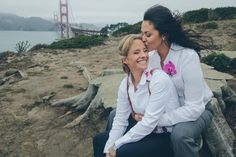 8 Lesbian couples and their truly beautiful wedding pictures worth celebrating by Steph Grant
