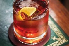 Sazerac Cocktail Recipe - Imbibe Magazine