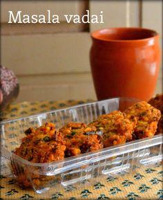 Tea kadai style Masala vadai http://www.upala.net/2015/06/masala-vadai.html