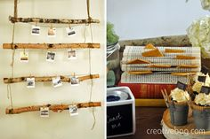 creative hanging displays - Google Search