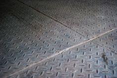 Metal flooring | Photo by: @shem_domingo