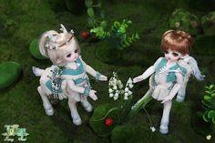 LoongSoul Doll Unicorn - Beck BJD