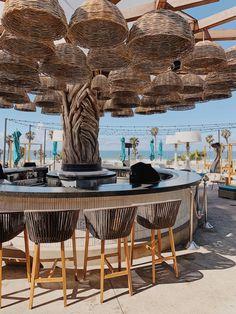 Add a Treehouse, CBD Massage & Beach Butler to Your Next Group Getaway Agenda Mural Cafe, Tree Bar, British Colonial Style, Beach Cafe, Garden Cafe, Japanese Interior, Rooftop Bar, Grand Hotel, Restaurant Design