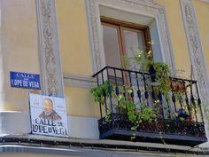 Madrid: Calle Lope de Vega