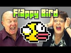 Old People Are Adorably Terrible At Flappy Bird