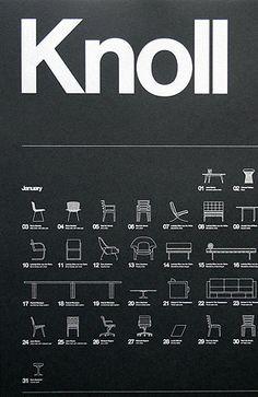 La fábrica de mobiliario Knoll. Ícono del diseño moderno.